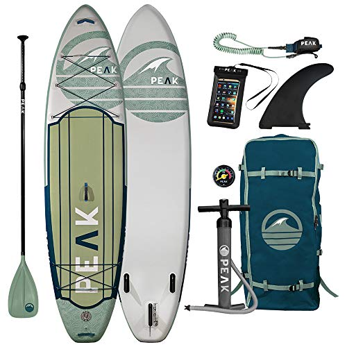 Best Paddle Board for Touring - Peak Expedition Paddle Board