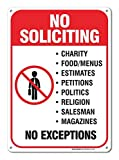 Best No Soliciting Signs - No Soliciting Sign Legend' 10 X 7 Rust Review