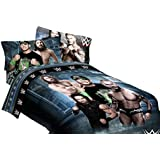 Wwe Industrial Strength Twin 64 X86 Microfiber Comforter