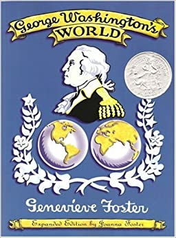Image result for george washington's world
