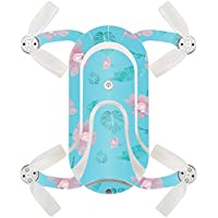 Skin For ZEROTECH Dobby Pocket Drone – Watercolor White | MightySkins Protective, Durable, and Unique Vinyl Decal wrap cover | Easy To Apply, Remove, and Change Styles | Made in the USA