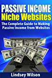 How would you like to earn thousands from total PASSIVE INCOME??If passive income is something that can help you, you need to read this. I wrote this book with YOU in mind, doing highly profitable passive income niche websites for years I found no re...