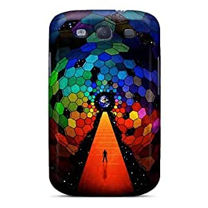 Protective Hard Cell-phone Cases For Samsung Galaxy S3 (ZDE7753YImh) Support Personal Customs Lifelike Muse Band Pictures