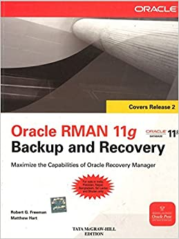 Oracle RMAN 11g Backup and Recovery 1 Edition price comparison at Flipkart, Amazon, Crossword, Uread, Bookadda, Landmark, Homeshop18