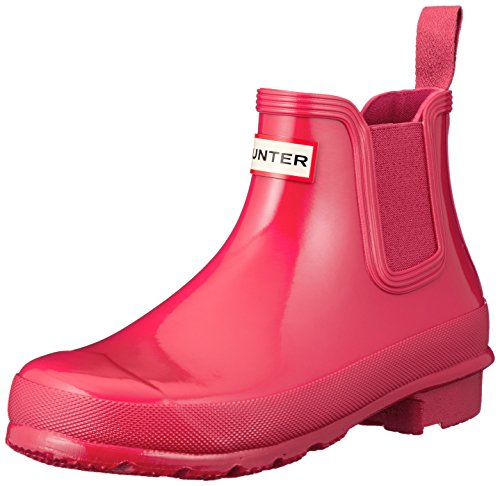 Bright Rain Original Women's Boot Rubber Pink Top High Hunter Chelsea 4gaURUq