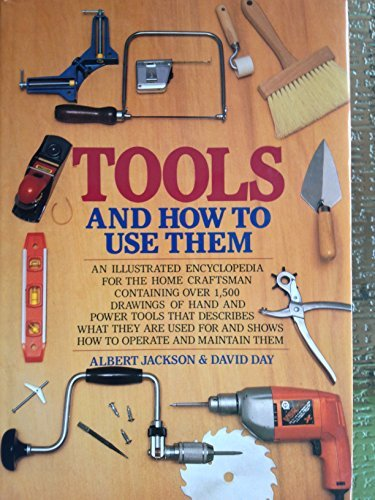 Tools & How to Use Them