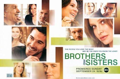 Hermanos y hermanas cablefinder B 11 x 17 Poster - 28 cm x ...