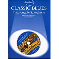 Guest Spot: Classic Blues Playalong For Alto Saxophone