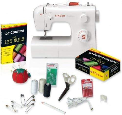 Singer – Máquina a coser + Pack la costura para Les Nuls – Máquina ...
