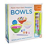Mindware Paint-Your-Own Porcelain Bowls