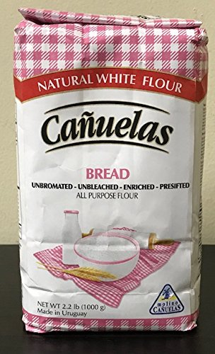 CAÑUELAS All Purpose Flour (Bread)  000