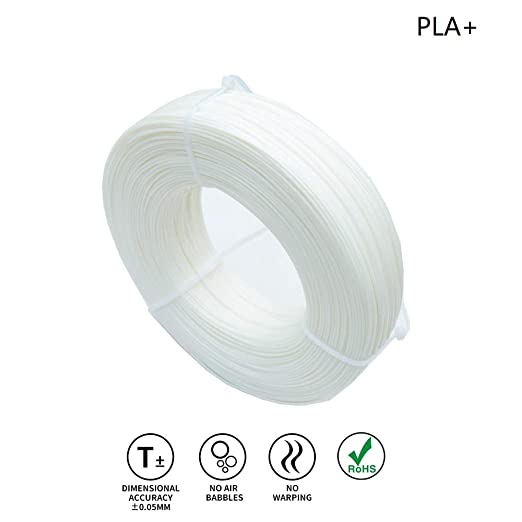 Amazon Com Lee Fung 1 75mm Pla Pluspla 3d Printer Filament 0 8kg