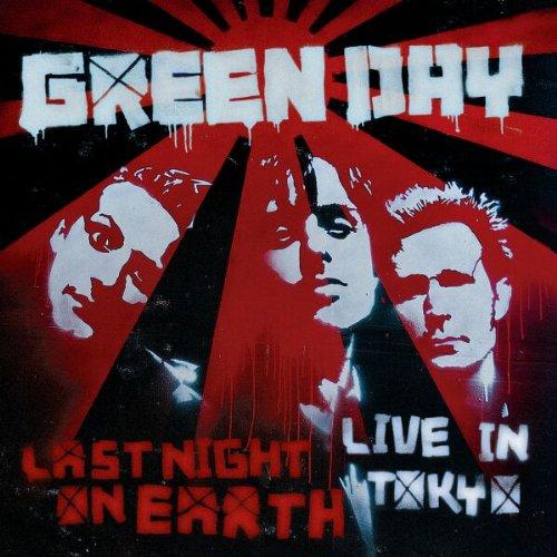 Last Night on Earth: Live in Tokyo by Wea Japan