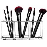 hblife Clear Makeup Brush Holder Organizer, 3