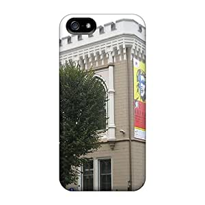 Anti-scratch And Shatterproof Latvia Riga Big Guild Phone Case For Iphone 5/5s/ High Quality Tpu Case
