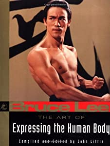 The Art of Expressing the Human Body book by Bruce Lee