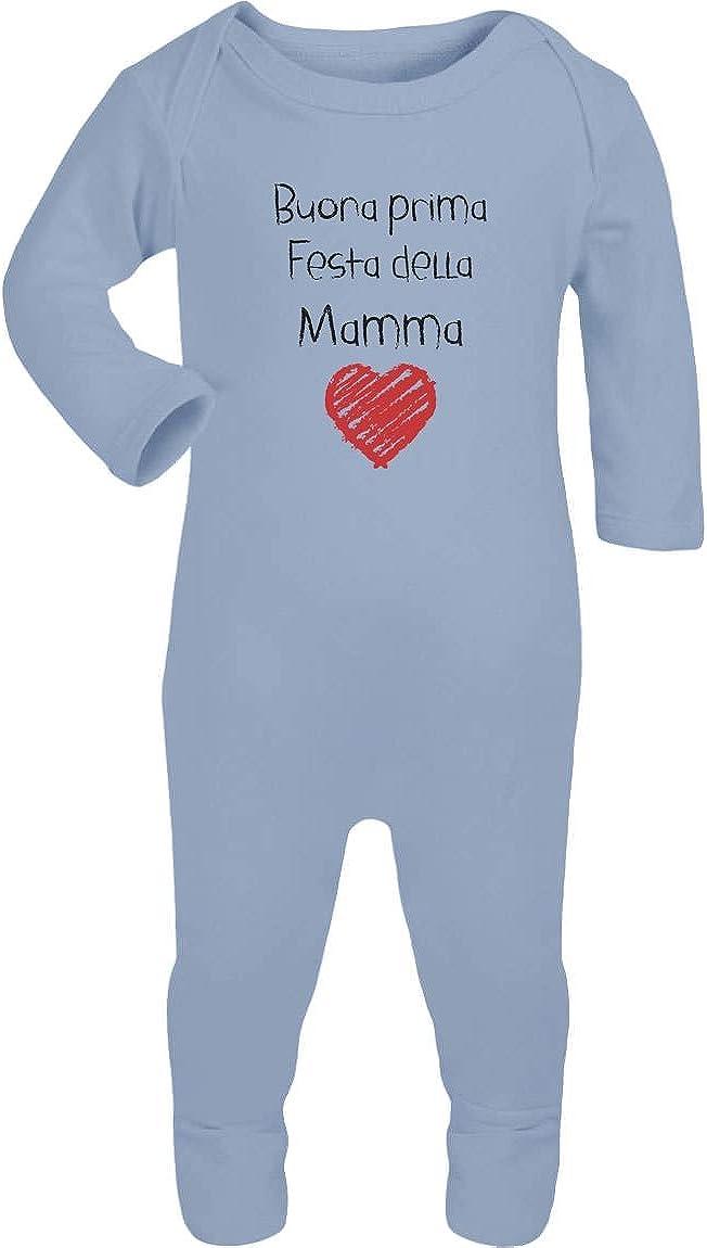Regali per la Mamma Buona Prima Festa della Mamma Tutina Neonato