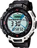 Casio Men's PAG40-7 Pathfinder Triple Sensor Multi-Functional Digital Watch