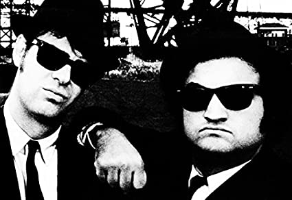 ac2dd5bef124c Image Unavailable. Image not available for. Color  The Blues Brothers  Poster