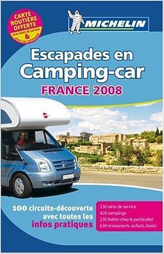 Amazon In Buy Escapades En Camping Car France Book Online At Low