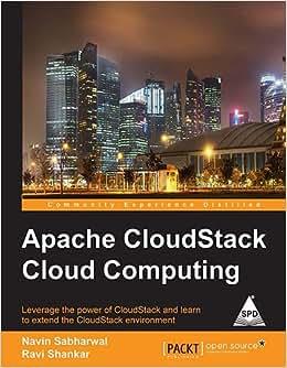 Apache Cloudstack Cloud Computing - 9789351108382 - Livros