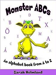 Monster ABCs: An alphabet book from A to Z