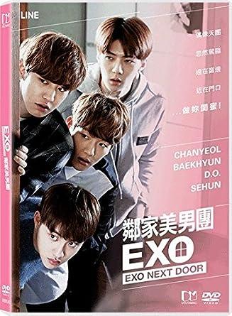 Amazon Com Exo Next Door Region 3 Dvd Non Usa Region English