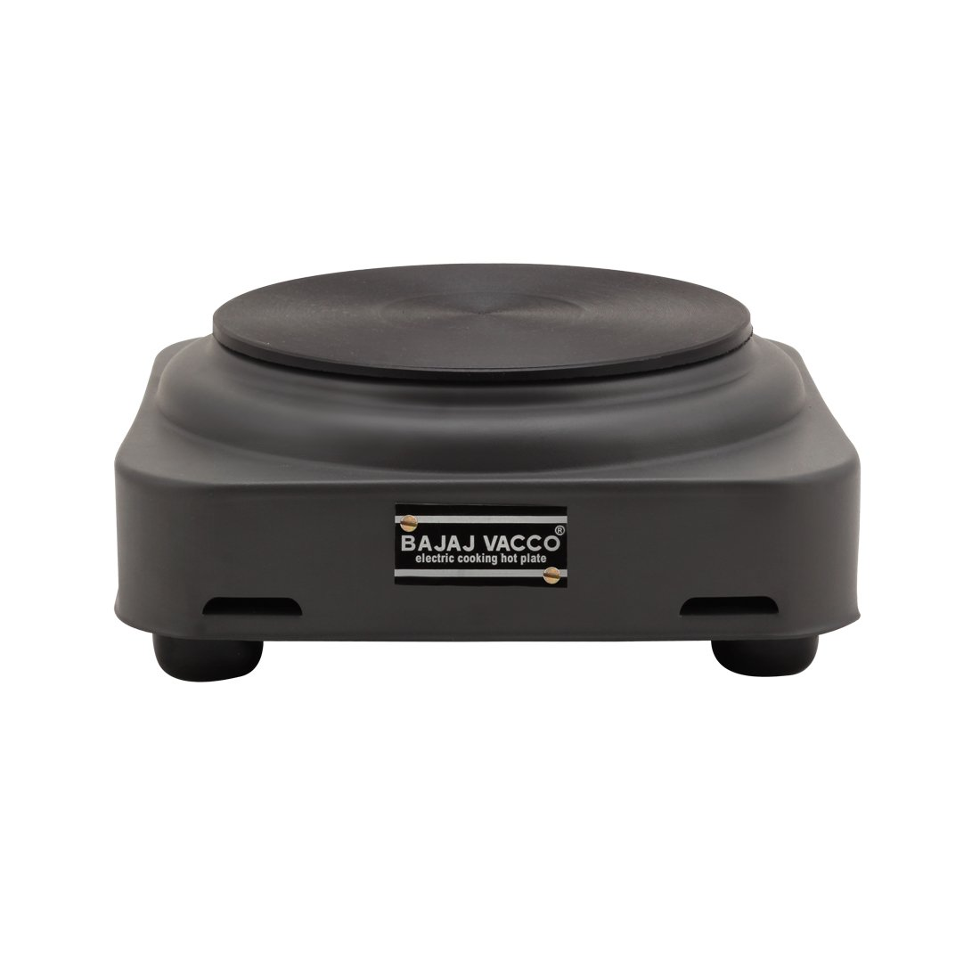 Buy Bajaj Vacco Electric Tawa Hot Plate 1000 Watt Pc W O Reg Black Electrical Wiring Viva Questions Online At Low Prices In India