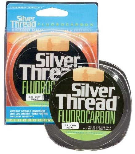 Silver Thread AN40 Bulk Spook Fishing Line-3000 Yards (Silver, 10-Pound Test) Review