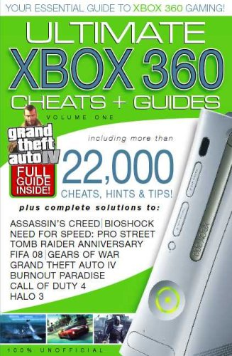 Ultimate Xbox 360 Cheats and Guides - Bonus Gears of War Strategy Guide Papercut