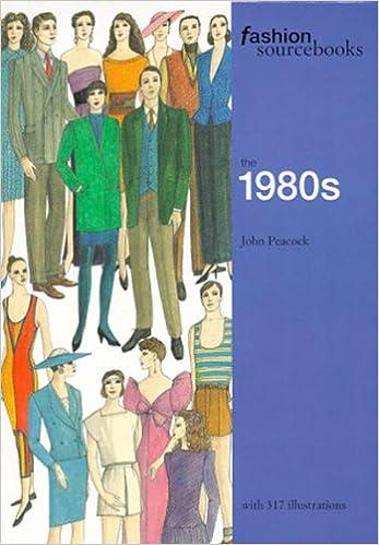 fashion sourcebooks the 1980s fashion sourcebooks
