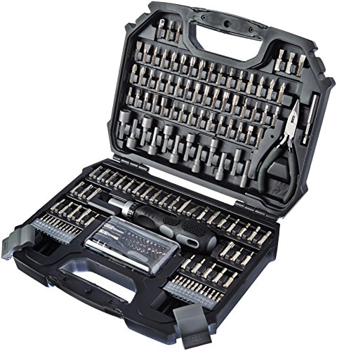 AmazonBasics 151-piece Screwdriver Bit Set with