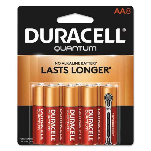 Duracell Ultra 8Pk Aa Battery Mx1500b8 Batteries Duracell ()