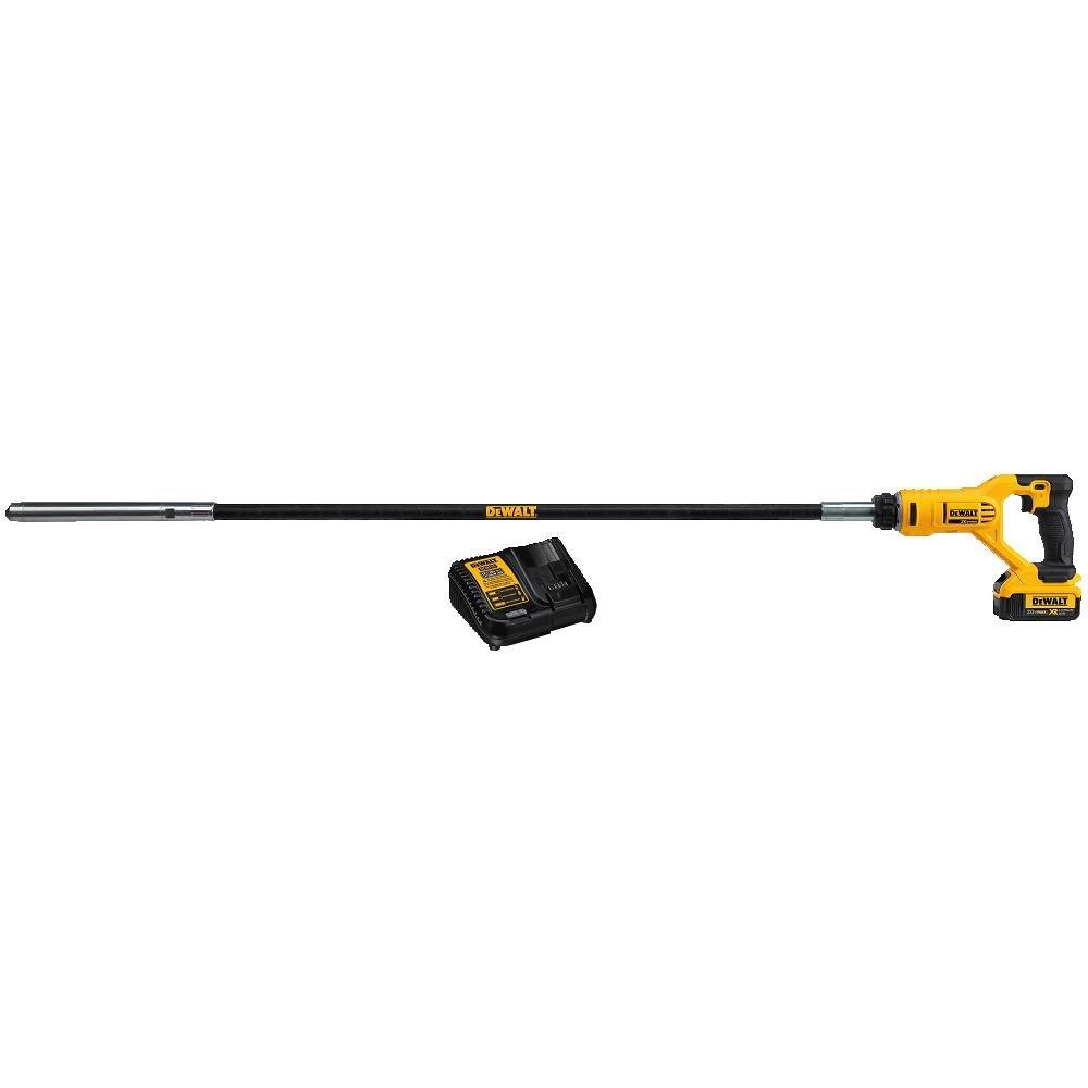 DEWALT DCE531M1 20V MAX Pencil Vibrator Kit