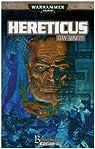 La Trilogie Eisenhorn, tome 3 : Hereticus par Abnett