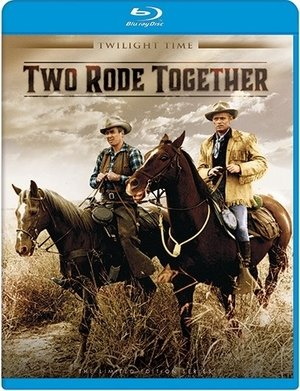 Two Rode Together [Blu-ray] [1961]