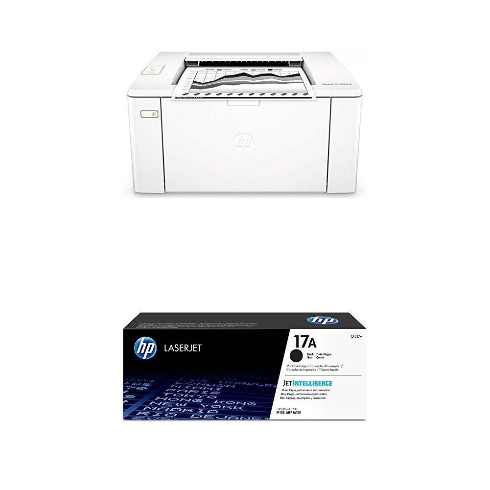 HP LaserJet Pro M102a - Impresora láser (Hi-Speed USB 2.0, 22 ppm ...