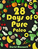 28 Days of Pure Paleo: A 28 Day Paleo Diet Plan (Weight Loss Diet plan, Healthy Recipes Book 1)