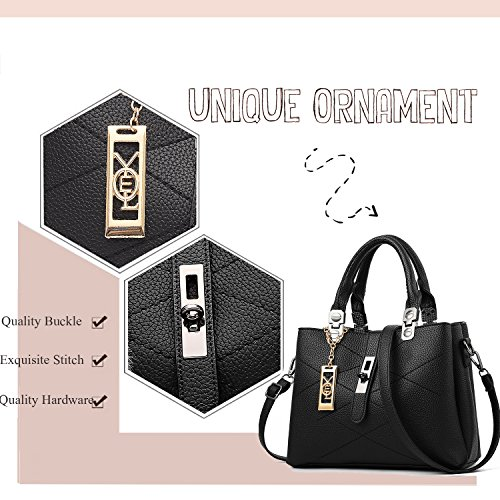 Tote Shoulder Women Bags for Pink 1 Cadier Satchel Purses and Handbags Ixq710wYS