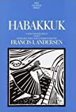 img - for Habakkuk: A New Translation With Introduction and Commentary (Anchor Yale Bible Commentaries) by Francis I. Andersen (2001-08-14) book / textbook / text book