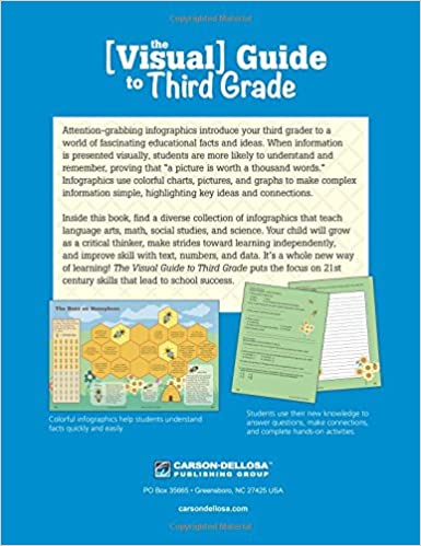 The Visual Guide to Third Grade: Thinking Kids, Carson-Dellosa ...