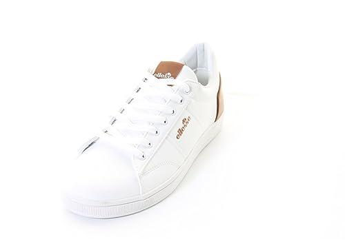 ellesse Chaussures Sportswear Homme Brent Citizen White Cuoio ... 49d7dd1bcc7f