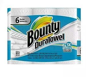 Bounty DuraTowel Paper Towels Plus 6.0 ea Pack of 1