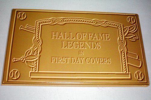 (Sports Collectible -- Baseball -- Hall of Fame Legends in First Day Covers -- St. Vincent Official First Day Cover -- Babe Ruth [George Herman Ruth