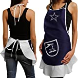 Pro Specialties Group NFL Dallas Cowboys Women's Hostess Apron