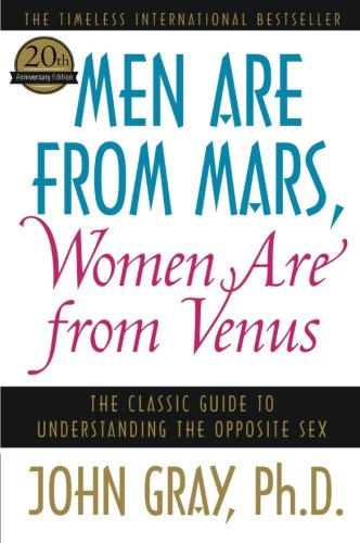 29 Classic Books (Men Are from Mars, Women Are from Venus: The Classic Guide to Understanding the Opposite Sex)