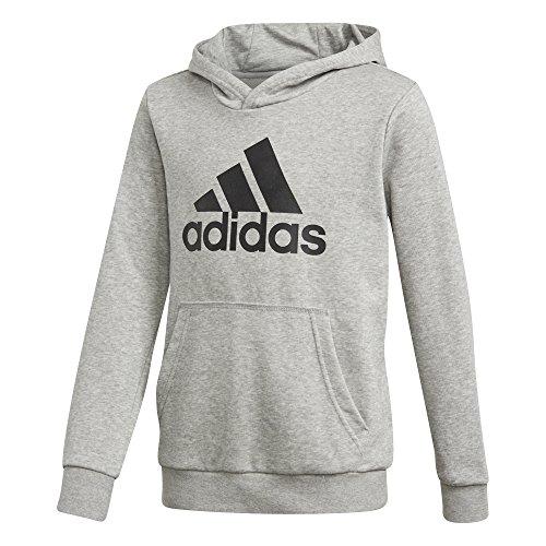 Garçon Adidas Sweat À Gris shirt Capuche qqIwBTgR