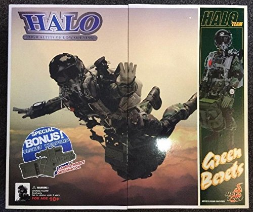 (Hot Toys HALO TEAM Green Berets )