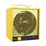 Dr. Infrared Heater 5600W Garage Shop Portable Industrial Space Heater, Yellow