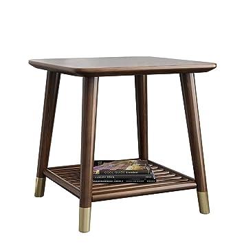 Basse Rangements Dd Table CarréeSalon D'appointPetite 2 LqzMUpSVG